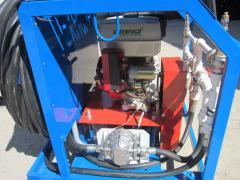 Агрегати хидроструйни Б-21 бензо АИ-95