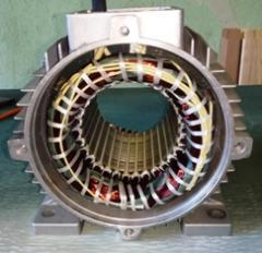 Пренавиване на електродвигатели