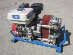 Агрегати хидроструйни МБ-24 на АИ-95