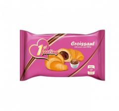 Croissant with cocoa cream filling 55 g