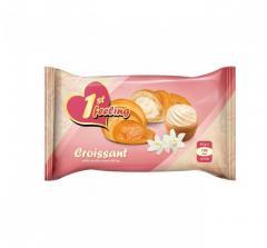 Croissant with vanilla cream filling 55 g