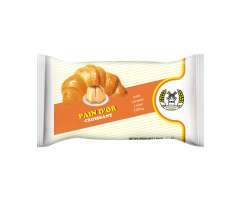 Croissant with caramel cream filling 65 g
