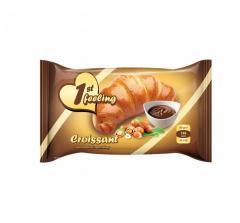 Croissant with hazelnut cream filling 55 g
