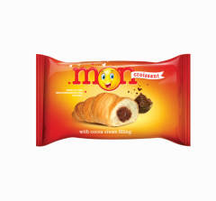 Croissant with cocoa cream filling 40 g