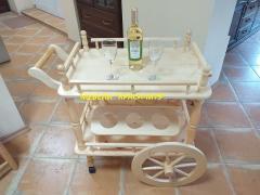 Уникално барче за алкохол! Сервитьорска количка