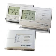 Многозонов безжичен, програмируем стаен термостат COMPUTHERM Q8RF