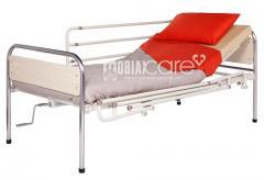 Болнично легло ръчно повдигане и сгъване