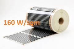 Инфрачервено отоплително фолио, 160Вт/кв.м, ENERPIA DAEWOO, Корея
