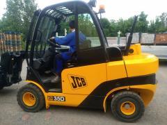 JCB teletruck TLT 35d 2WD