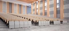 Аудиторни мебели, учебни банки за университети