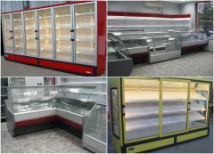 Производство на хладилно и неутрално търговско оборудване