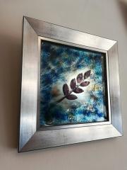 Масонска стъклена картина