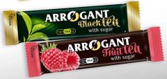 Arrogant- instant tea