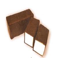 Суфле в шоколадова глазур