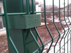 Оградни пана с ПВЦ покритие