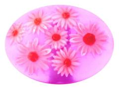 "Глицеринов сапун ""Pink Flowers"""