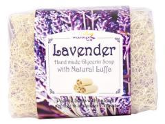 """Глицеринов пилинг – сапун """"Lavender"""""""