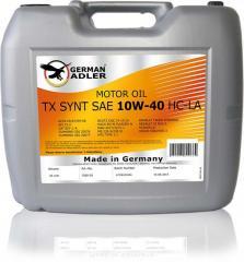GERMAN ADLER TX SYNT SAE 10W-40 HC-LA