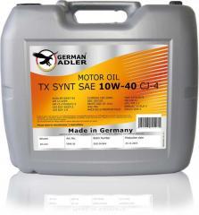 GERMAN ADLER TX SYNT SAE 10W-40 CJ-4
