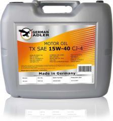 GERMAN ADLER TX SAE 15W-40 CJ-4