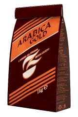 Italian roasted coffee beans - 1 kg.