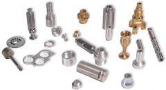 CNC milling, CNC turning, manufacture of metal