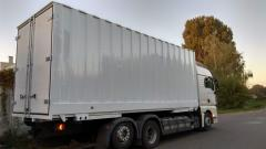 Съемный контейнер 20ft (съемный кузов). Стандарт