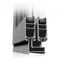 Прозоречни системи с отваряне тип плъзгане №1