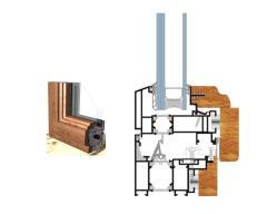 Алуминиеви системи за прозорец  M23000 Forestal