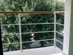 Алуминиев Парапет за тераса №2