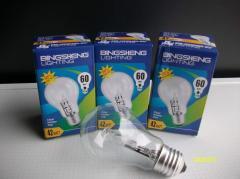 Лампа енергоспестяваща 42W = 60W обикновенна