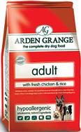 Храни за кучета ADULT пиле и ориз