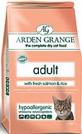 Храни за котки ADULT сьомга и ориз
