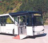 Платформа автобусна за инвалиди