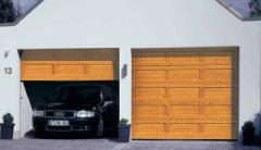 Специални секционни врати