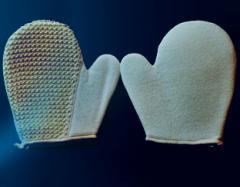 Сизалова ръкавица