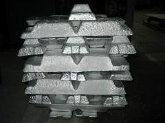 Сплави леярски алуминиеви