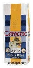 Храна за кучета Carocroc Chicken&Rice