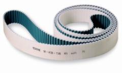 Belts flat serrated