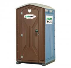 Стандартна тоалетна кабина Dixi