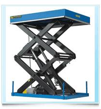 Двуножична хидравлична платформа №1