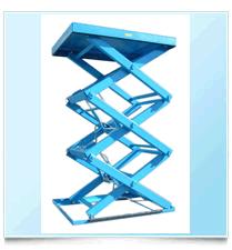 Триножична хидравлична платформа №1