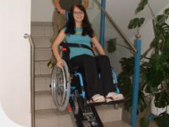 Верижни стълбищтни роботи  STAIRMAX