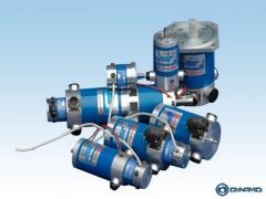 Постояннотоков серводвигател от серията PI