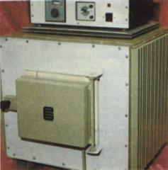Електрическа лабораторна камерна пещ