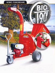Дробилна машина BIO 190
