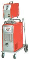 Инверторни токоизточници за МИГ/МАГ заваряване в
