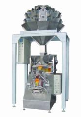 Пакетираща машина с многоканален тегловен дозатор