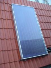Слънчев колектор серия SOLAR PLUS