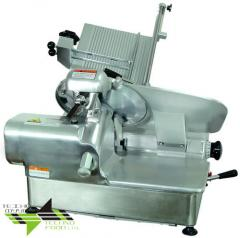 Machines for cutting the food industry